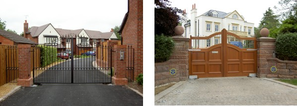 Domestic Gate Systems